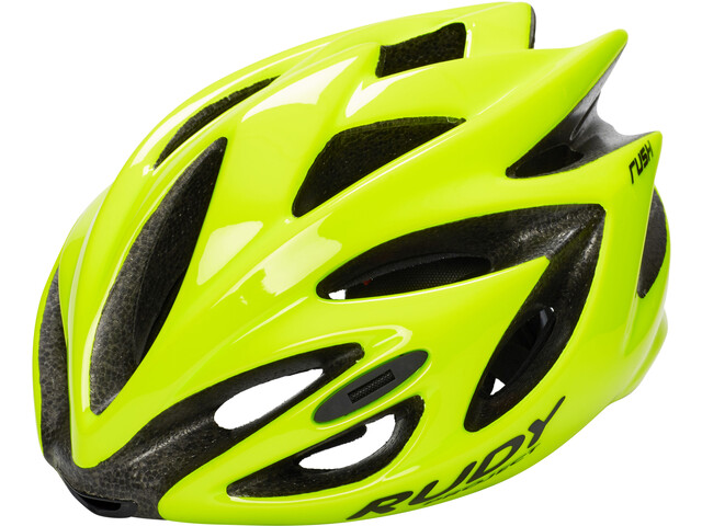 Rudy Project Rush Cykelhjelm gul